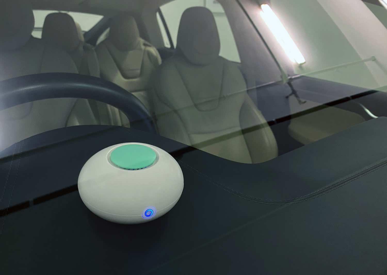 淨化空氣兼消毒口罩  AirMagic 360 隨身抗病菌助手