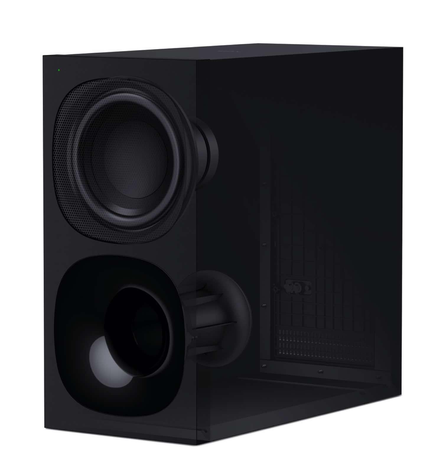 3.1 聲道揚聲器支援 Dolby Atmos Sony HT-G700 Sound Bar 慳位作
