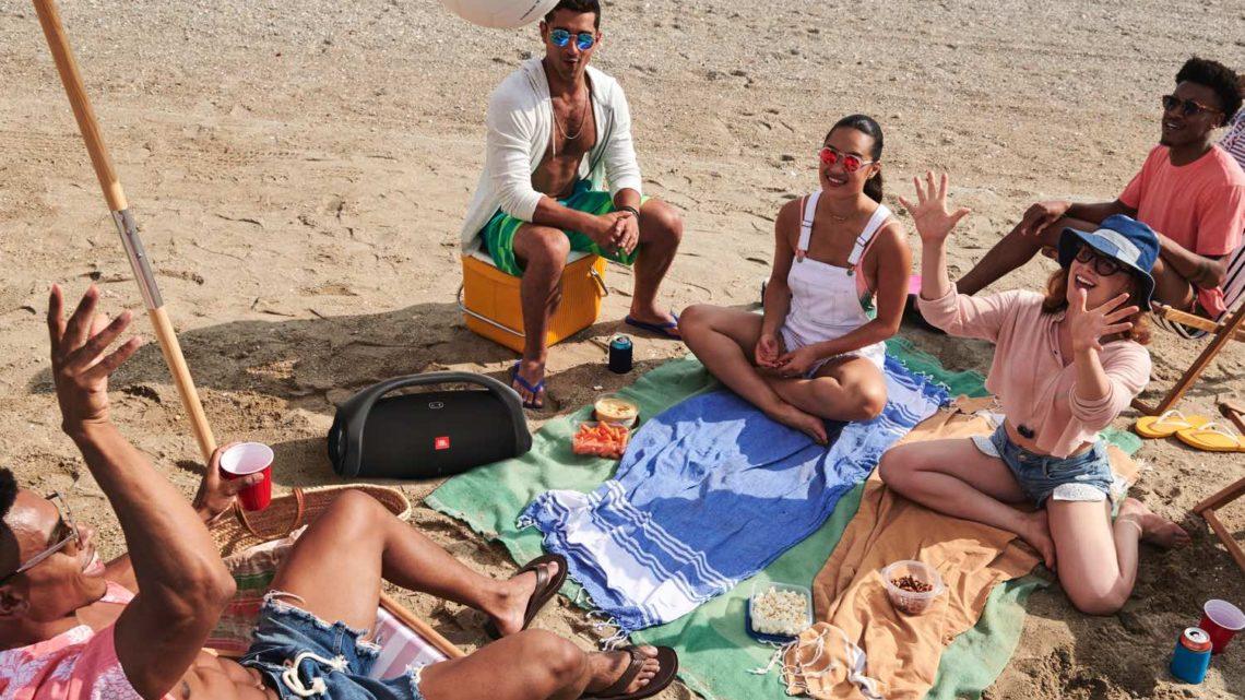 特大 JBL Boombox 2防水藍牙喇叭登場  迎接夏天好音樂