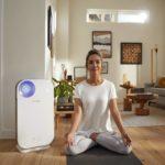 全新 Philips4500i 空氣清新機系列 過濾 99% 甲醛消滅「無形」家居殺手