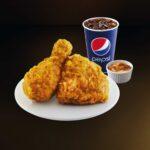 KFC 「 至 RICH 鹹蛋黃金系列 」回歸   「 D24 榴槤葡撻 」你敢唔敢試?