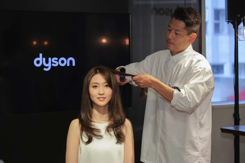 DysonCorrale 直髮造型器登陸香港 燙直頭髮兼減熱傷害
