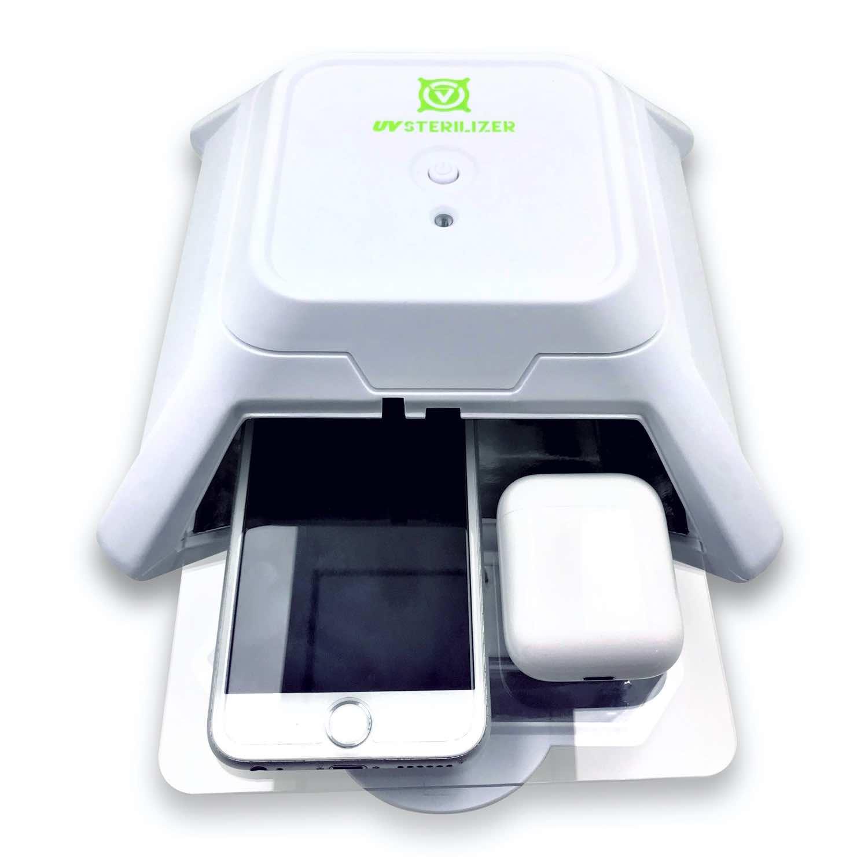 UV Sterilizer 紫外線消毒機    4 分鐘 360 度零死角消毒隨身小物