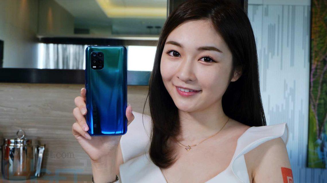 最平 5G 手機殺到  小米10 Lite 5G HK$2,499 開賣追加 Redmi Note 9