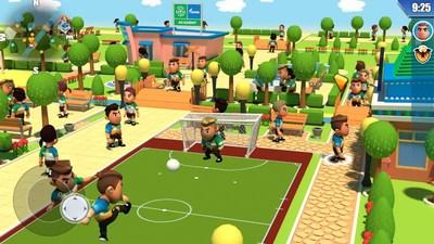 Gazprom 國際兒童社會項目足球-友誼第八賽季即將開賽