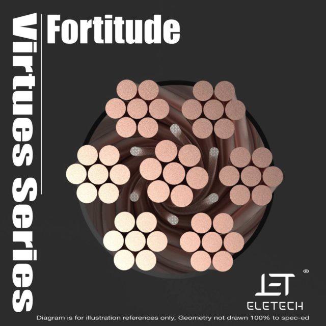 高還原度改善個別頻段音色 ELETECH  The Virtues 三德像系列
