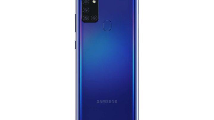 Samsung Galaxy A21s 中階手機  四鏡頭配大容量電池賣 HK$1,898
