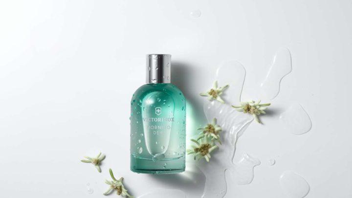 VictorinoxMorning Dew香水   猶如高山的清涼微風喚醒活⼒