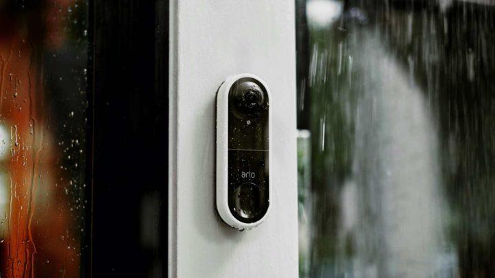 雙向語音兼實時影像  Arlo Video Doorbell 六月下旬開售