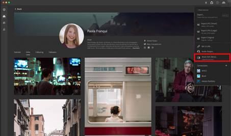 AdobeLightroom功能升級  提升編輯控制能力、工作流程效能