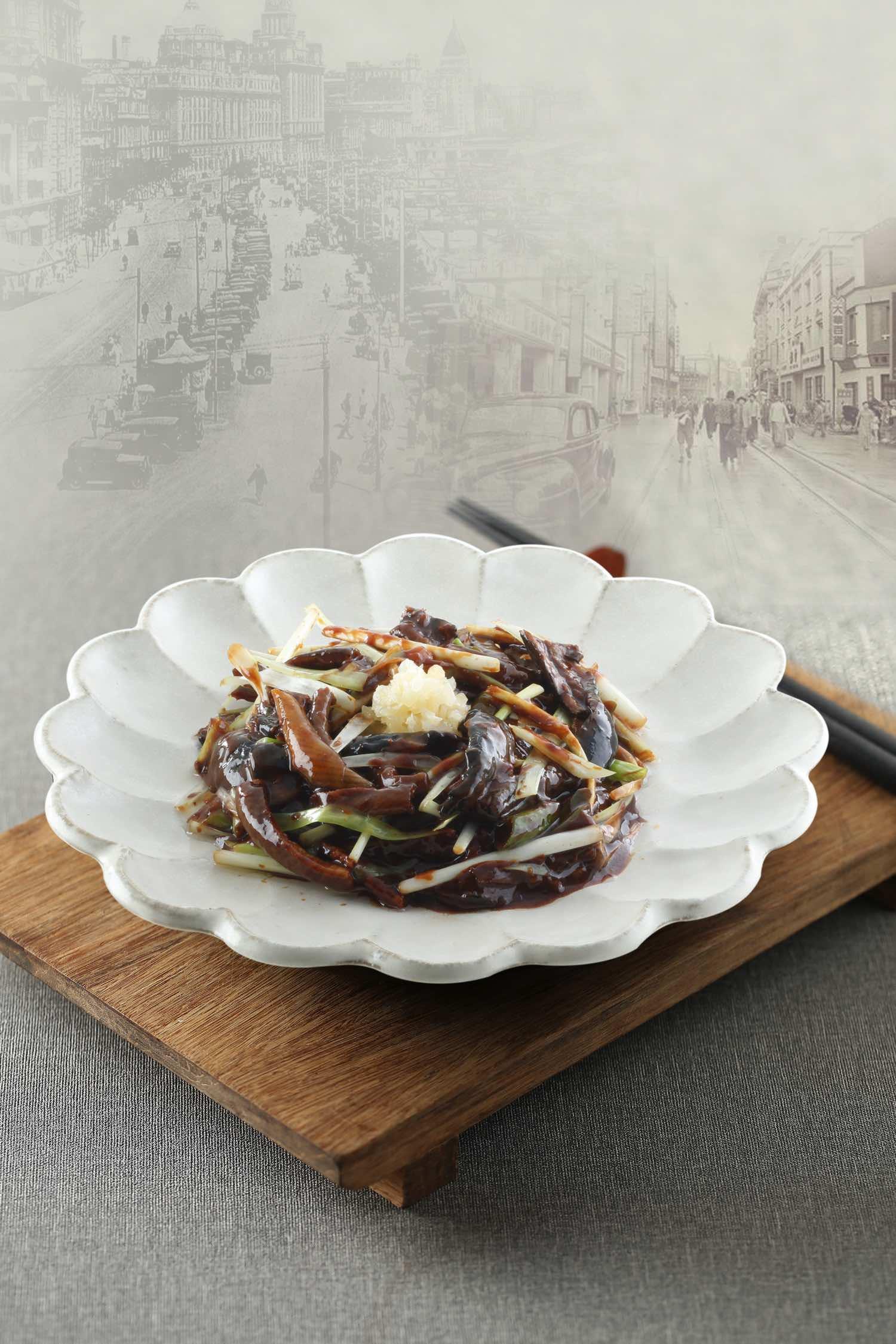 「 郵覓老上海 」系列重現經典  上海姥姥還原傳統特色滬饌