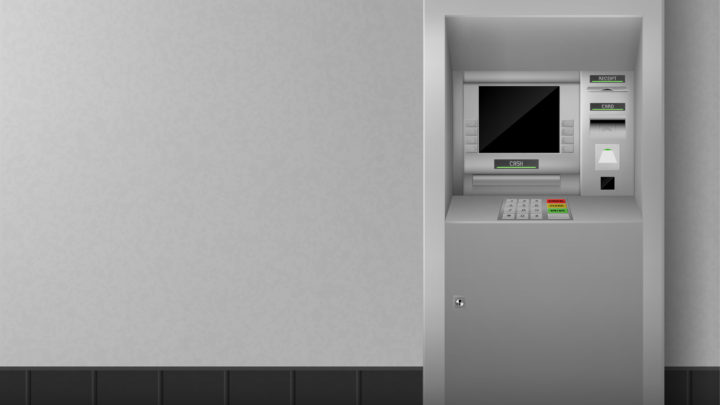 特製黑盒 自動提款機變嘔錢機