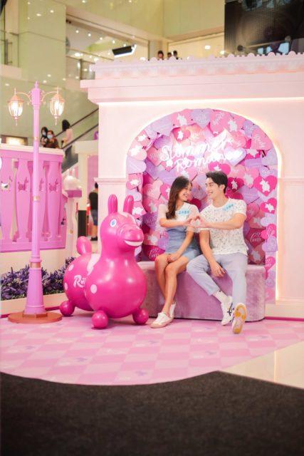 上水廣場 x Rody French Romance夏日奇幻之旅  玩轉4.5米 Rody 夢幻鐵塔