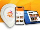 助餐飲業走出困局    香港電訊推出點餐平台 HEYPARK 月費全免