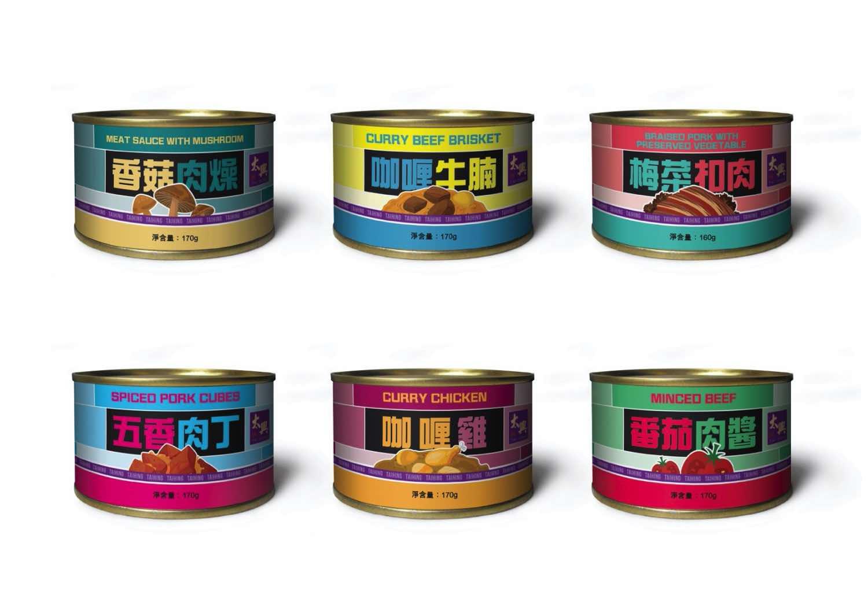 開罐頭都可以好滋味? 太興 「  六小福罐裝產品  」系列原汁原味嚐地道菜