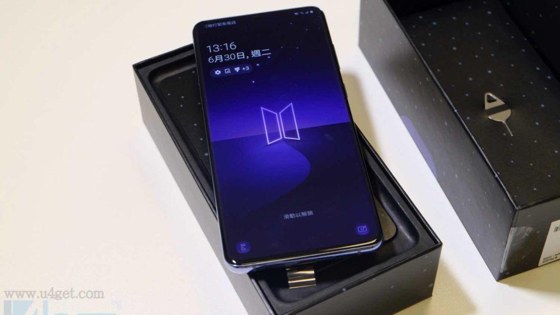 BTS 迷必入?  Samsung Galaxy S20+ 5G / Galaxy Buds+ BTS Edition