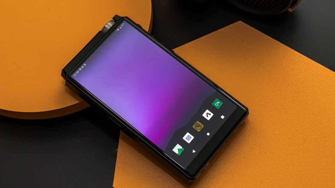 高質素私人音樂廳隨身  HiBy R8 Android Hi-Fi 音樂播放器