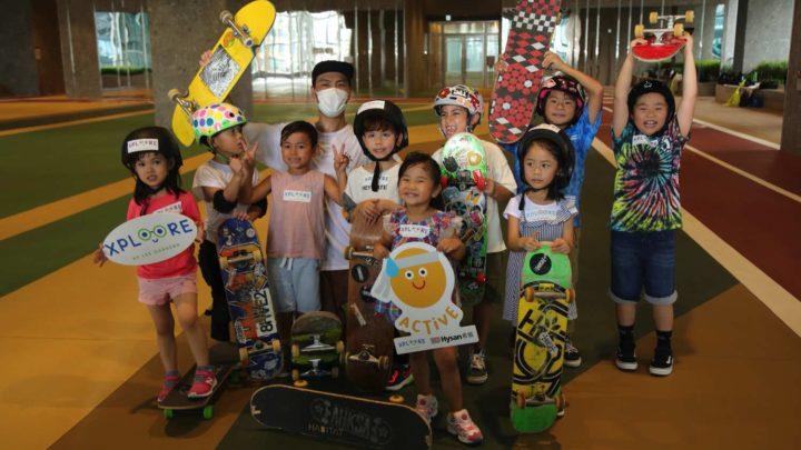 希慎全新兒童學院多元化學習體驗「 Xplore 兒童學院 」登陸利園