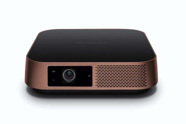 ViewSonic M2 Full HD 1080p 3D 無線投影機   輕薄便攜拎出街用都得