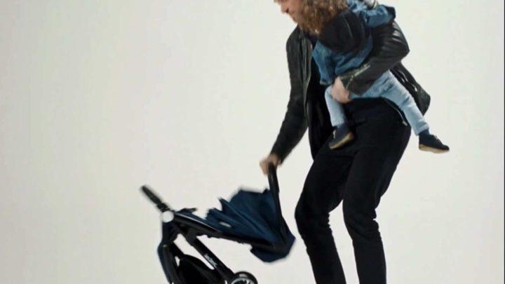 新世代 leclerc Magicfold Plus 無電力單手自動收摺嬰兒車