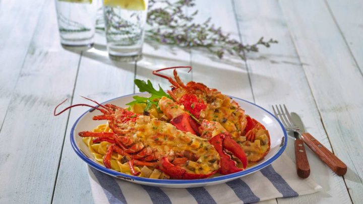 意粉屋推出夏日限定「 風味海鮮饗宴 」 可持續發展海鮮「惜」食之旅