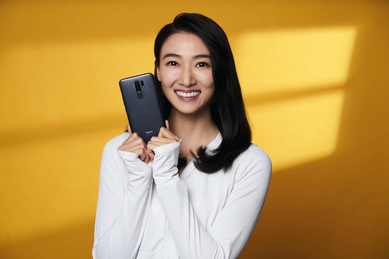 入門千元以下新機 Redmi 9    AI 四鏡頭6.53吋巨屏大容量電池