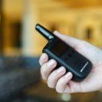 Motorola Solutions TALKABOUT T38 輕便型對講機  0.5W 免牌合民用