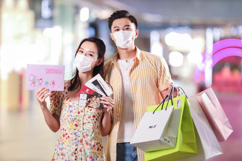 東薈城名店倉「 Dulce融化夏日美術館 」  超過400 萬元五重消費獎賞