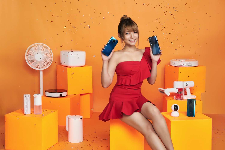 小米10週年感謝祭   限時優惠手機、電飯煲、風扇全部減價兼 HK$1 加購