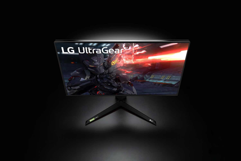 全球首部UHD 4K Nano IPS高清遊戲顯示屏 LG UltraGear 27GN950