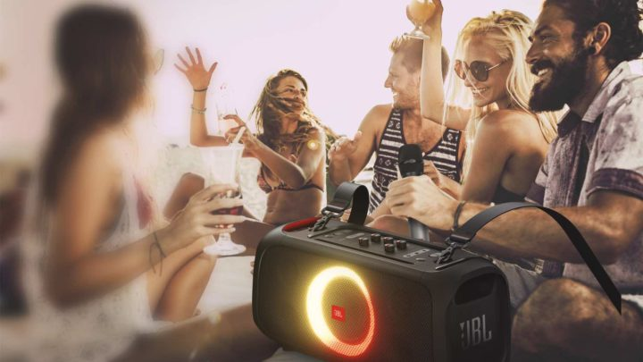 無得出街開 Party From Home   JBL PartyBox On-The-Go 可攜式藍牙喇叭