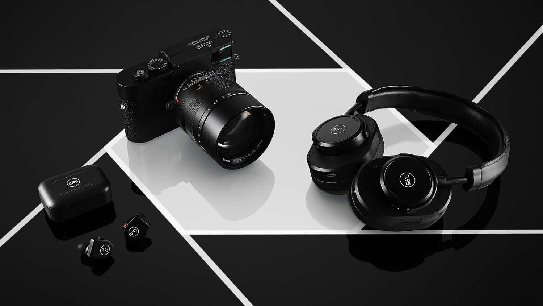 Master & Dynamic x Leica 推出全新 0.95 版 MW07 PLUS / MW65 耳機