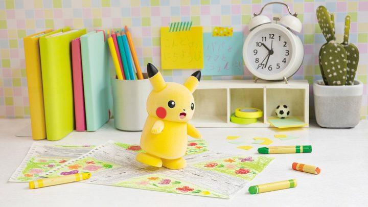 「 Pikachu 巡遊公仔 」超治癒     識叫識跳識唱歌仲識得發脾氣?!