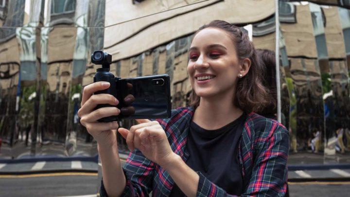 Snoppa Vmate 口袋三軸相機  Vlogger、KOL、YouTuber 必備裝備