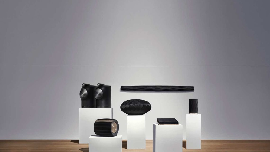 Bowers & Wilkins 推出全新 Formation Suite 揚聲器   重新定義無損無線音質