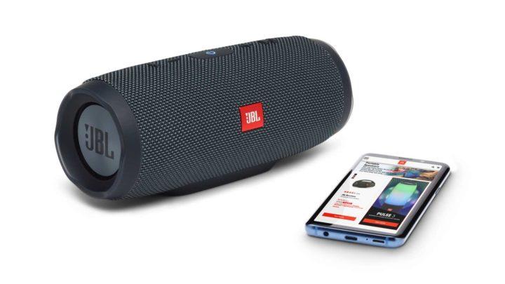 JBL Charge Essential 藍牙喇叭 20 小時播放 IPX7 防水雙低音炸機