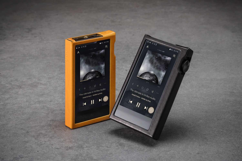 Astell&Kern KANN ALPHA 音樂播放器  細機身加入 4.4mm 平衡輸出