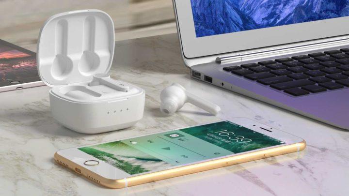 HiBy WH3 真無線藍牙耳機  圈鐵平衡設計調校個人化音色