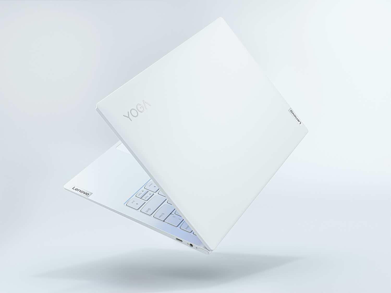 Lenovo Yoga Slim 7i Carbon 超輕身手提電腦  白色碳纖維外殼防跌防撞