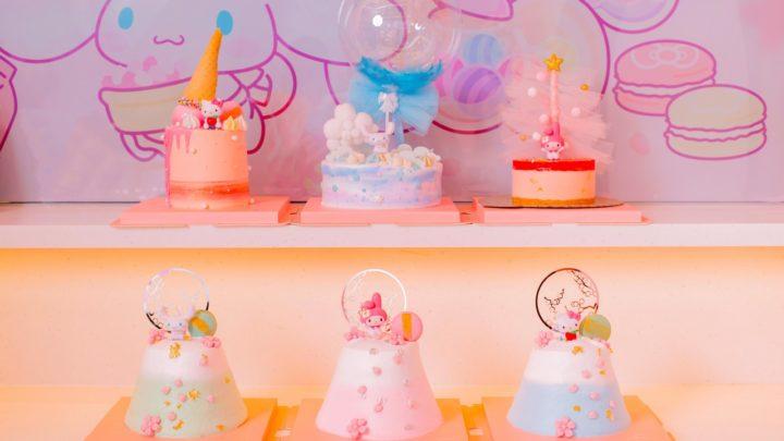 Bakebe 共享烘焙店進駐時代廣場 聯乘 Sanrio 推出期間限定蛋糕