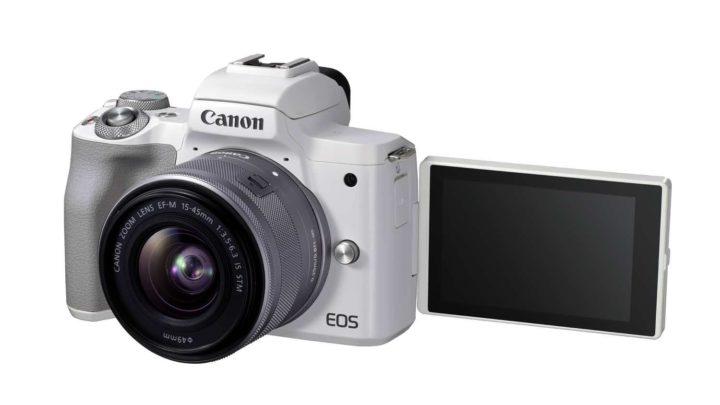 Canon EOS M50 Mark II 全新 VLOG 相機  Speedlite EL-1 閃光燈同步登場