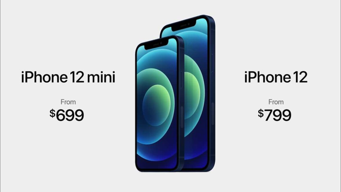 iPhone 12 / iPhone 12 mini 現身  10 月 16 日有得訂機