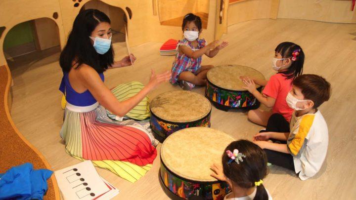 希慎兒童學院 Xplore 秋季課程接受報名  換取 HK$50利園電子購物禮券