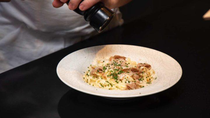 一年一度「 白鑽 」嚐味季節  LPM Restaurant & Bar 呈獻白松露饗宴