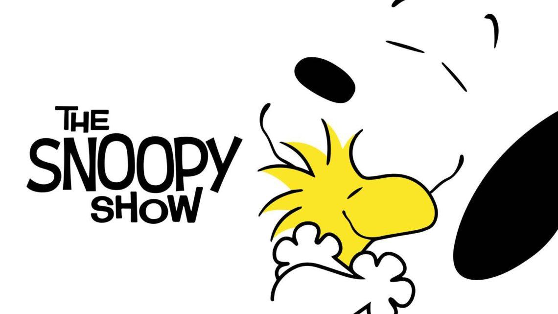 Apple TV+ 全新動畫《 The Snoopy Show 》  慶賀花生漫畫 70 周年
