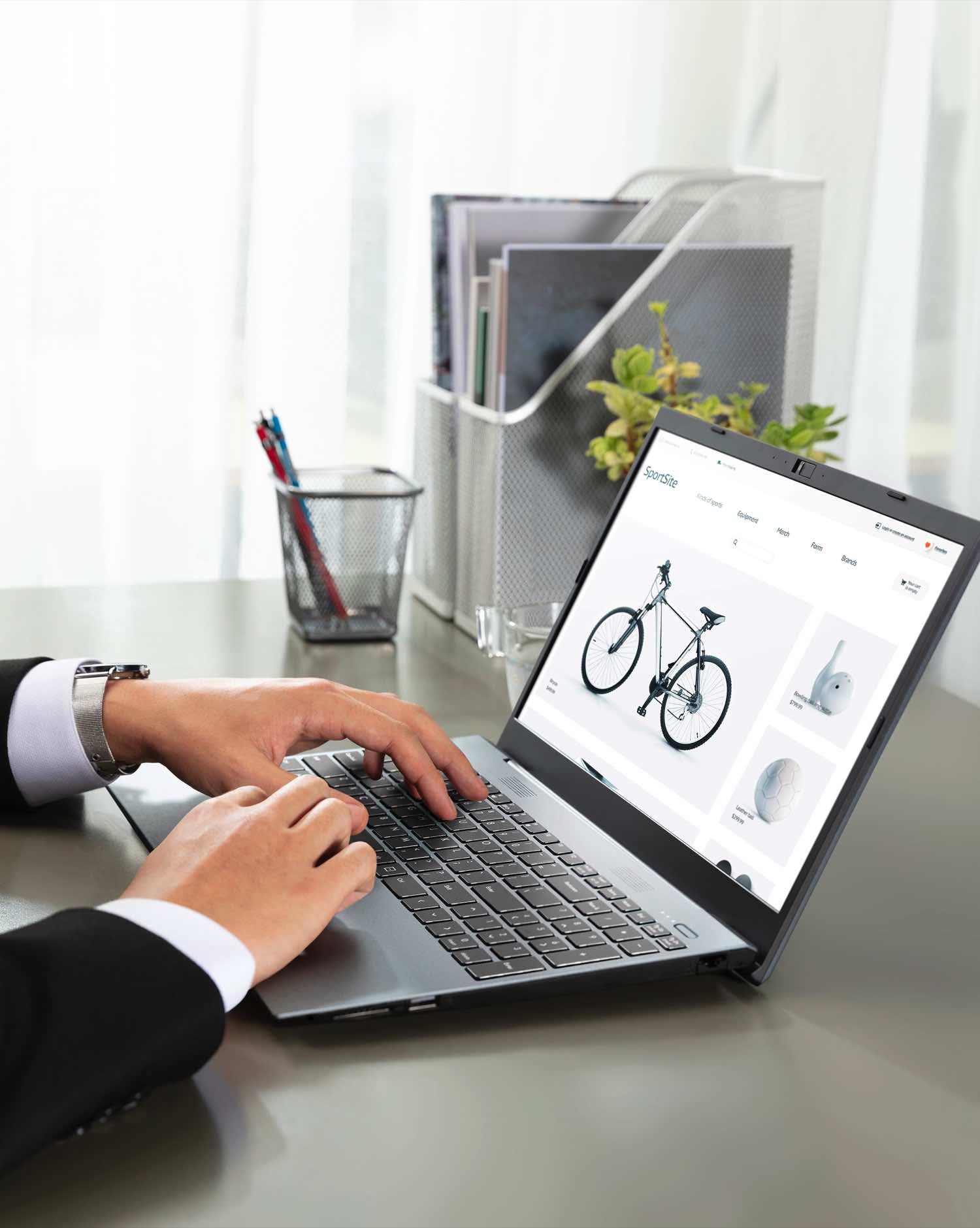 VAIO FE 系列日系手提電腦  大屏幕纖巧機身方便拎出拎入