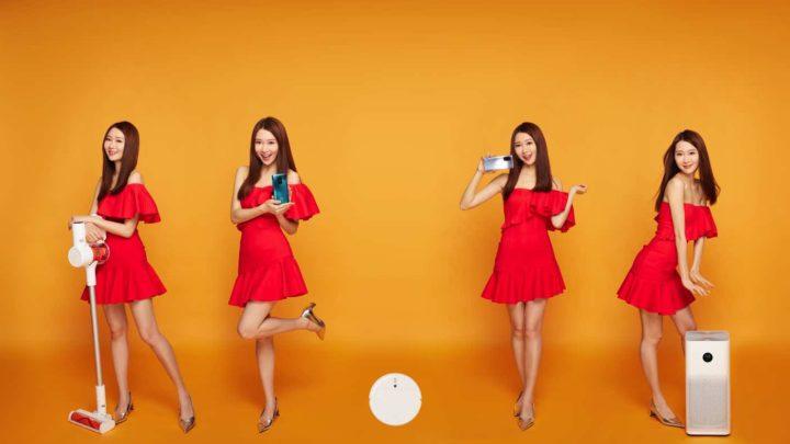 「 小米雙十一 超級購物節 」限時優惠登場  無線吸塵器/ 雲台同步推出