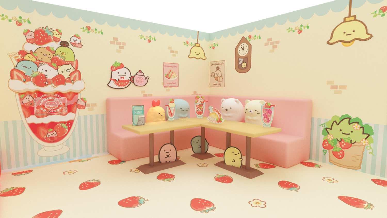 「 Sumikkogurashi 角落小夥伴 」主題烘焙工房  萌爆造型甜品狂打卡