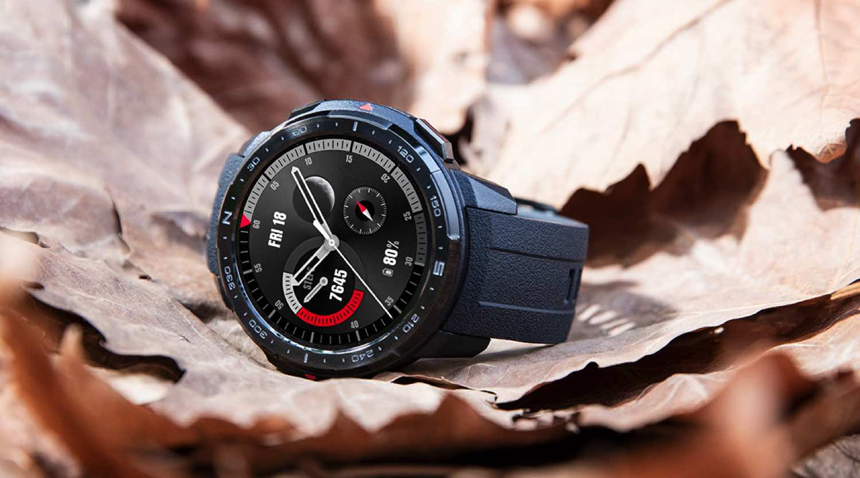 HONOR Watch GS Pro 運動錶登場  100 種運動模式+ 25 天續航