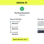 購物自動幫你做分期?  Atome 引入「 Buy Now, Pay Later 」付款服務